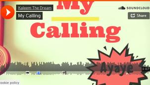Listen: Kaleem The Dream-My Calling
