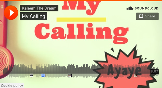 Listen: Kaleem The Dream-My Calling