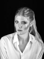 Portrait Fotografie Münster NRW Deutschland schwarz weis