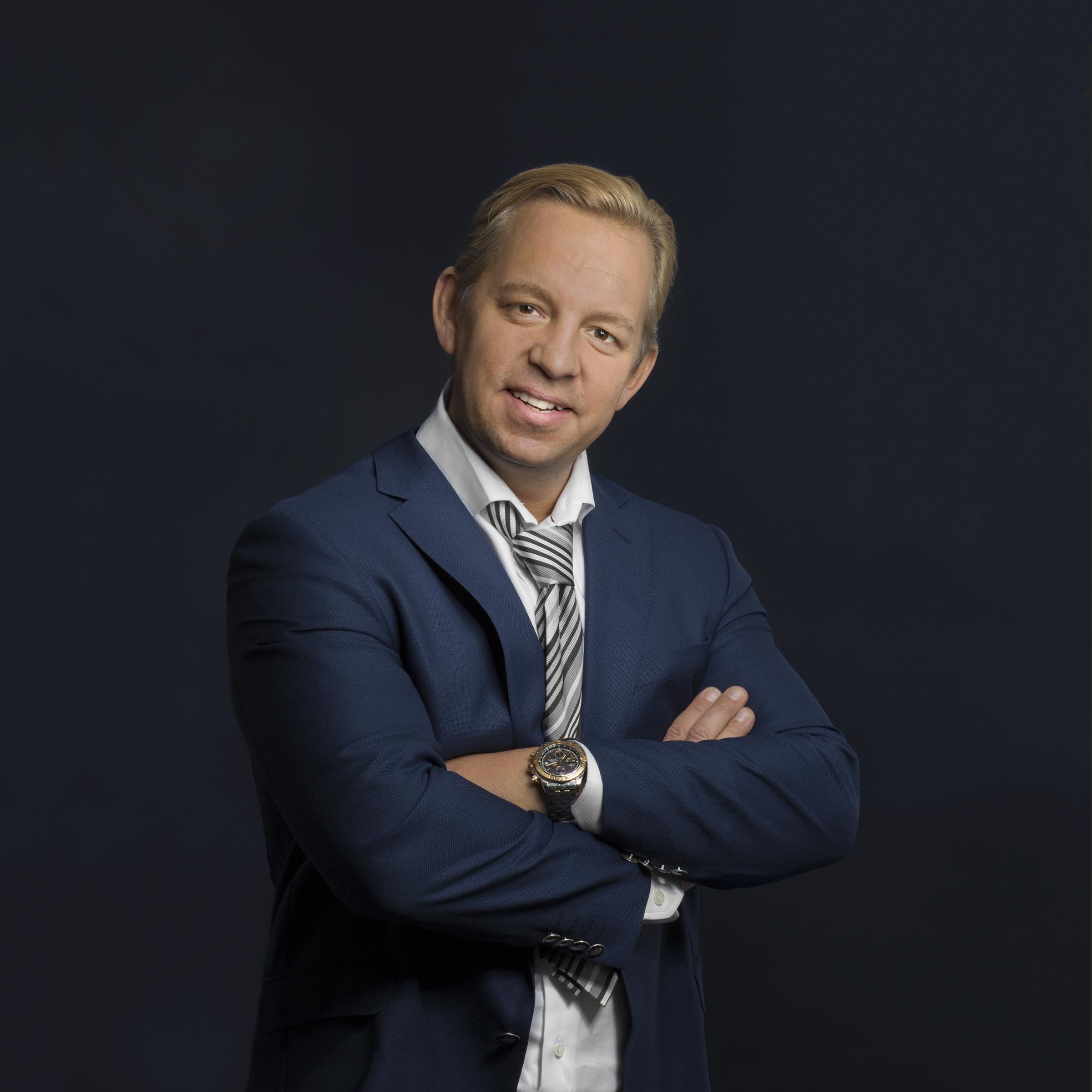 CV-porträtt Stockholm