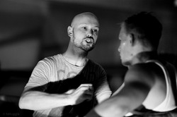 Video recording Fredrik Furu