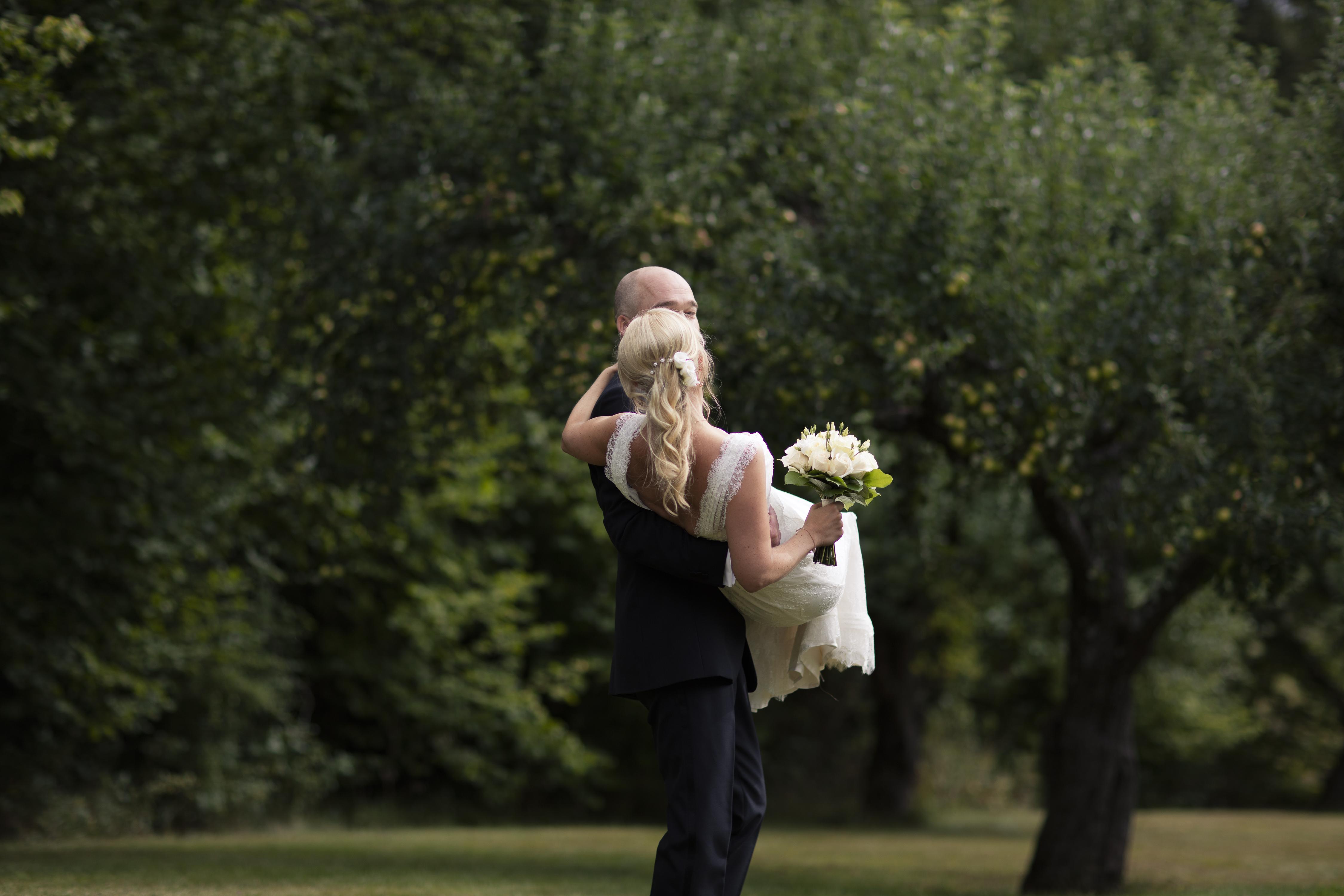 Bröllopsfoto Bergendal Stockholm