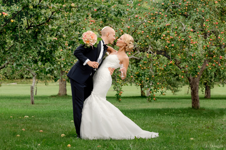 Bröllopsfotograf Annika Falkuggla