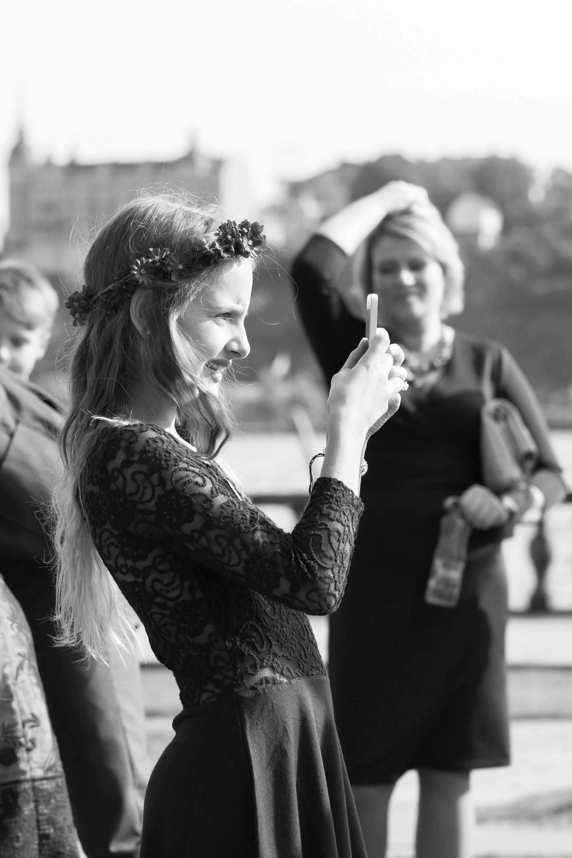 Bröllopsfotografer Stockholm