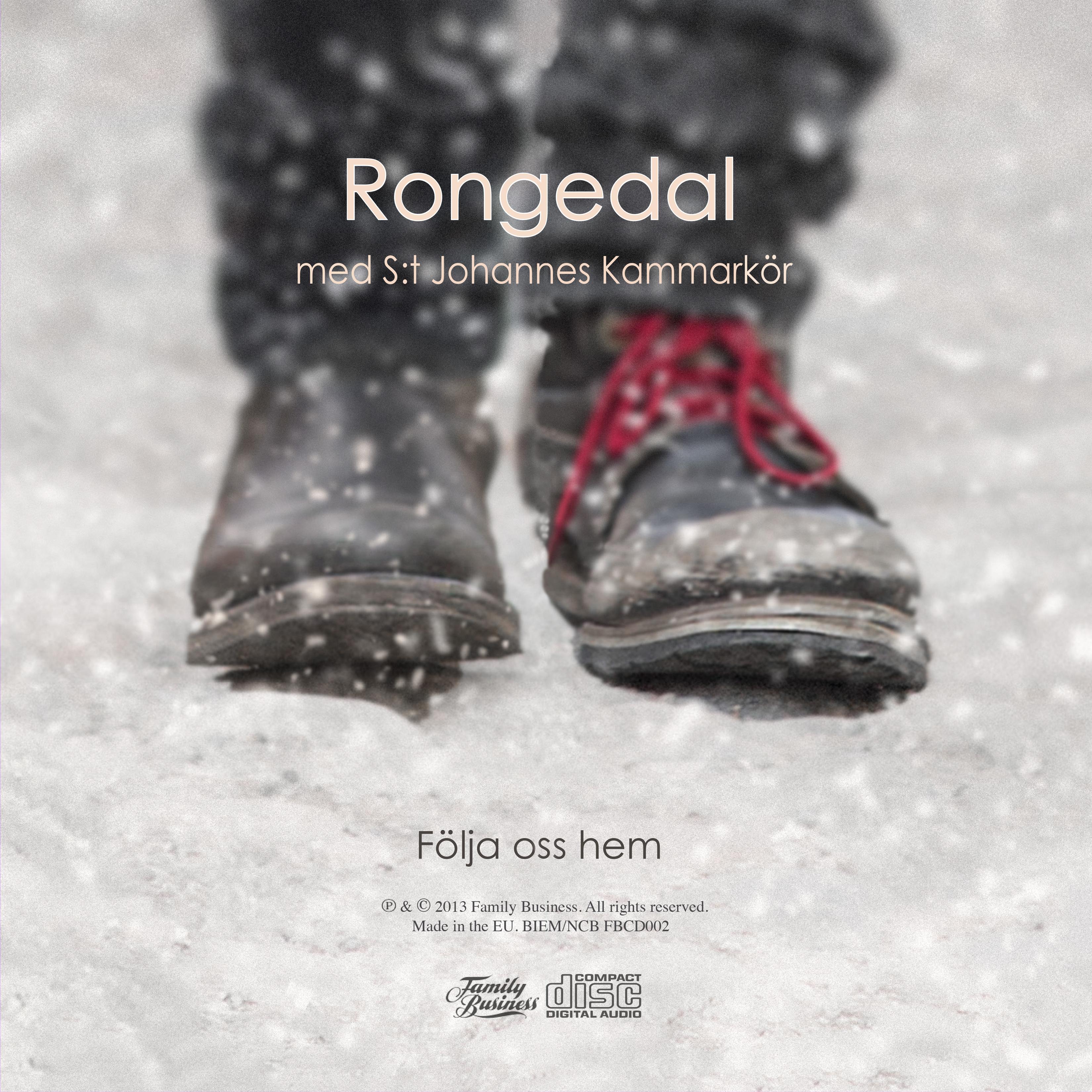 Rongedal.CD-skiva