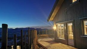 Fiks ferdig hytte fra Haugrudbygg