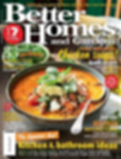 Better Homes & Gardens June 2017
