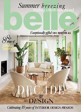 Belle December-January 2020-21, Cover.jp