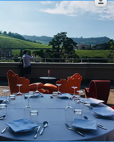 Dinner with view (reservation only)