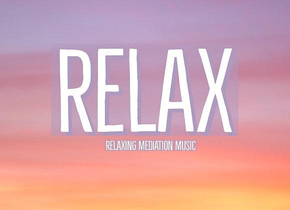 Relaxing Binaural Beat Meditation -Break Blockages