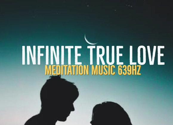 Infinite True Love Meditation -639 Hz