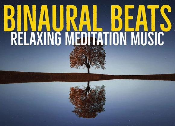 Let Go of Unwanted Energy Meditation (Binaural Beats)