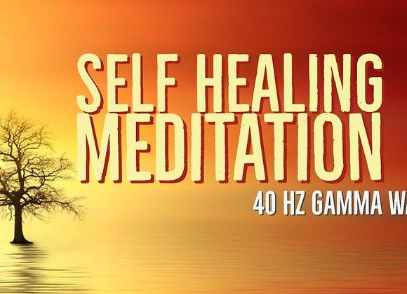 Self Healing Meditation-Gamma Wave