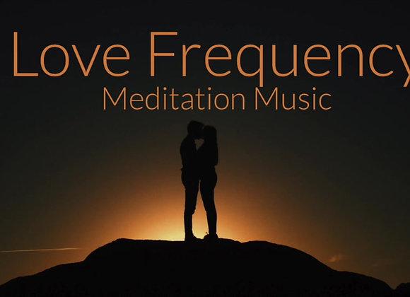Love Frequency Meditation-528 Hz