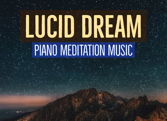 Lucid Dream Meditation -528hz