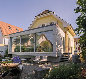 ecovivo nachhaltige Architektur Aesch