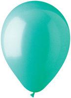 """Aqua 12"""" Latex Balloons"""