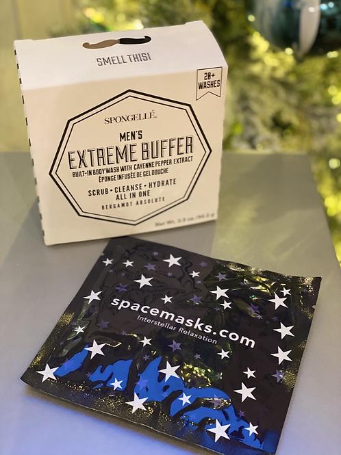 Spaceman -Men's Extreme Buffer Bergamot