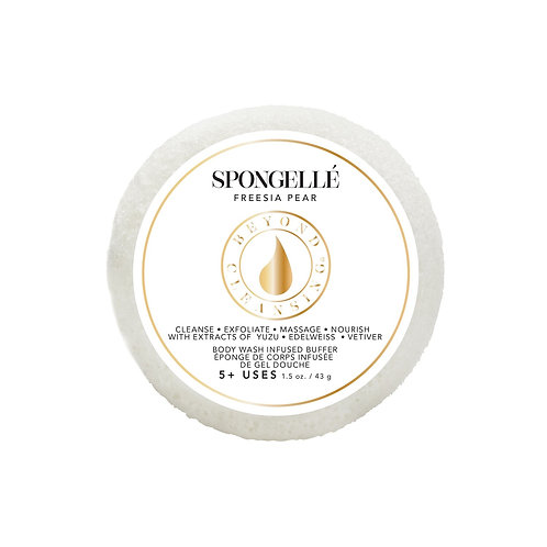 Travel Size Spongette Freesia Pear  43g