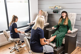 Pedicure for two - Bliss Beauty Keyworth