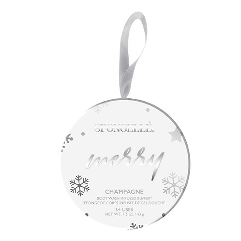 Holiday Ornament Champagne