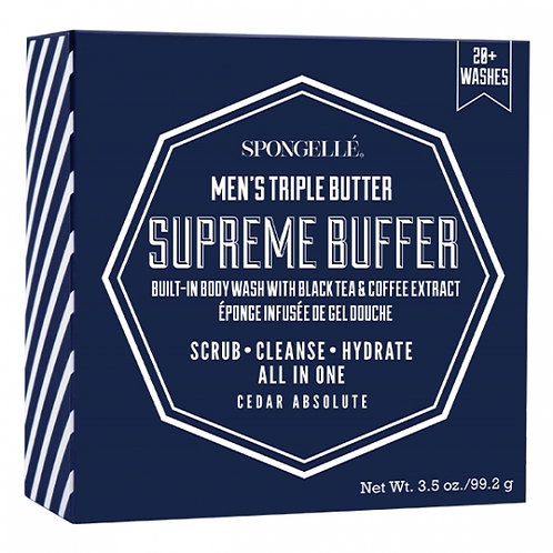 Men's Supreme Buffer Cedar Absolute