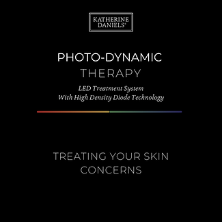 Photo Dynamic Light therapy - Bliss Beau