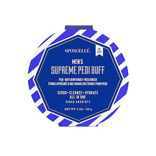Men's Supreme Pedi Buffer Cedar Absolute