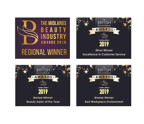 Bliss Beauty Keyworth 2019 Awards
