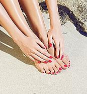 Manicure and Pedicure Bliss Beauty Keywo