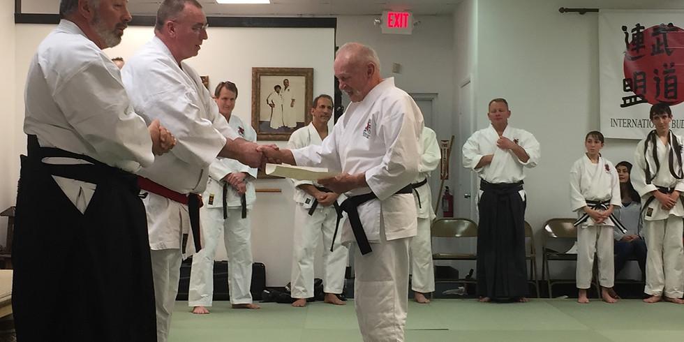Belt Testing April 6th