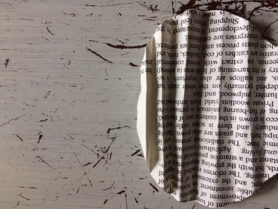 Emubobbing Pretty Paper Butterfly Fold