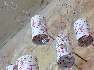 Yuken Teruya-toilet paper rolls