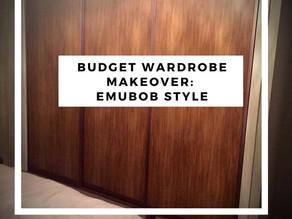 Budget Wardrobe Makeover: Emubob style