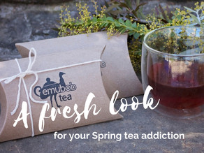 A Fresh Look For Your Spring Tea Addiction