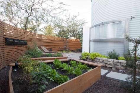 Garden-exterior-Silo House-Kristoph Kaiser