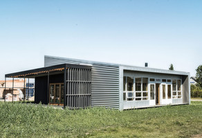 3 Upcycled Homes with Wow-Factor