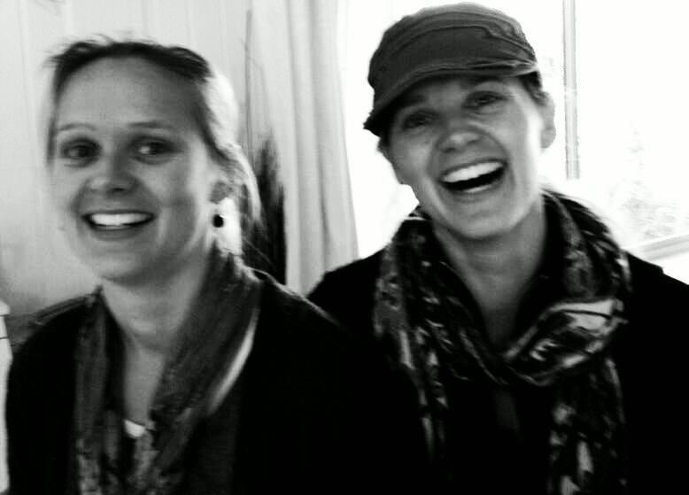 Jacqui & Shannon