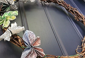 5 Easy Steps To A Pretty Paper Butterfly