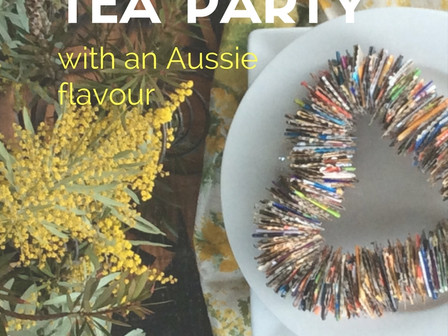 Key Ingredients For Your Almost Not-Winter Tea Party