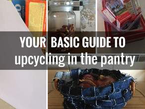 Your Basic Guide To Upcycling In The Pantry