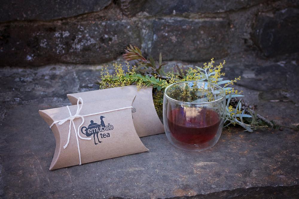 emubob tea gift box