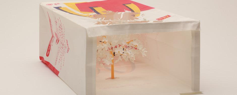 Yuken Teruya - Notice Forest - Fast Food Bags