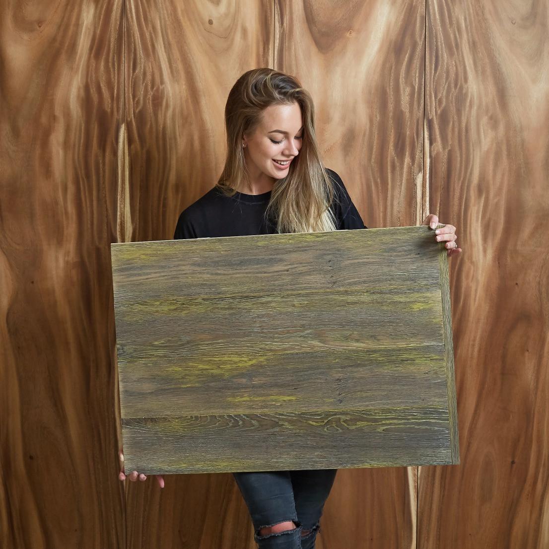 Дуб Хижина, TOUCH wood