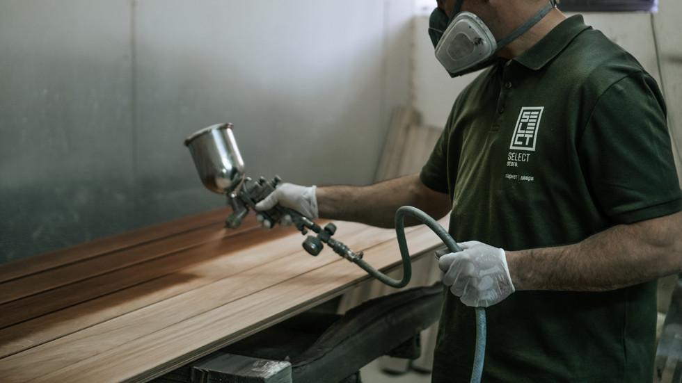 Массивная доска TOUCH wood