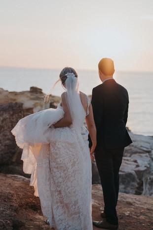 East Point Sunset Photographer Wedding Darwin