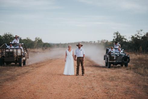 Mount Bundy Wedding Darwin Wedding Photographer