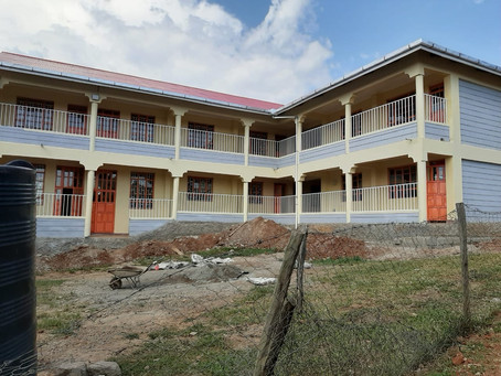 Mescal's Christian Academy: One Step Closer