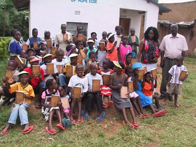 Bibles For Mescal's Kids