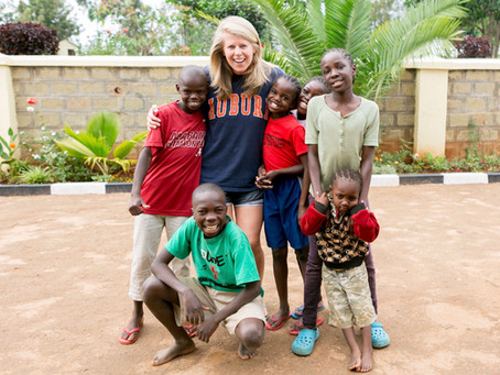 Walking Hand in Hand: Brooke's Story
